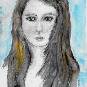 Bella by Jane Martin | Watercolor Original Painting