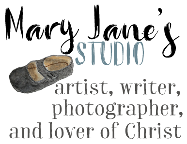 Artist, writer, photographer, and lover of Christ.