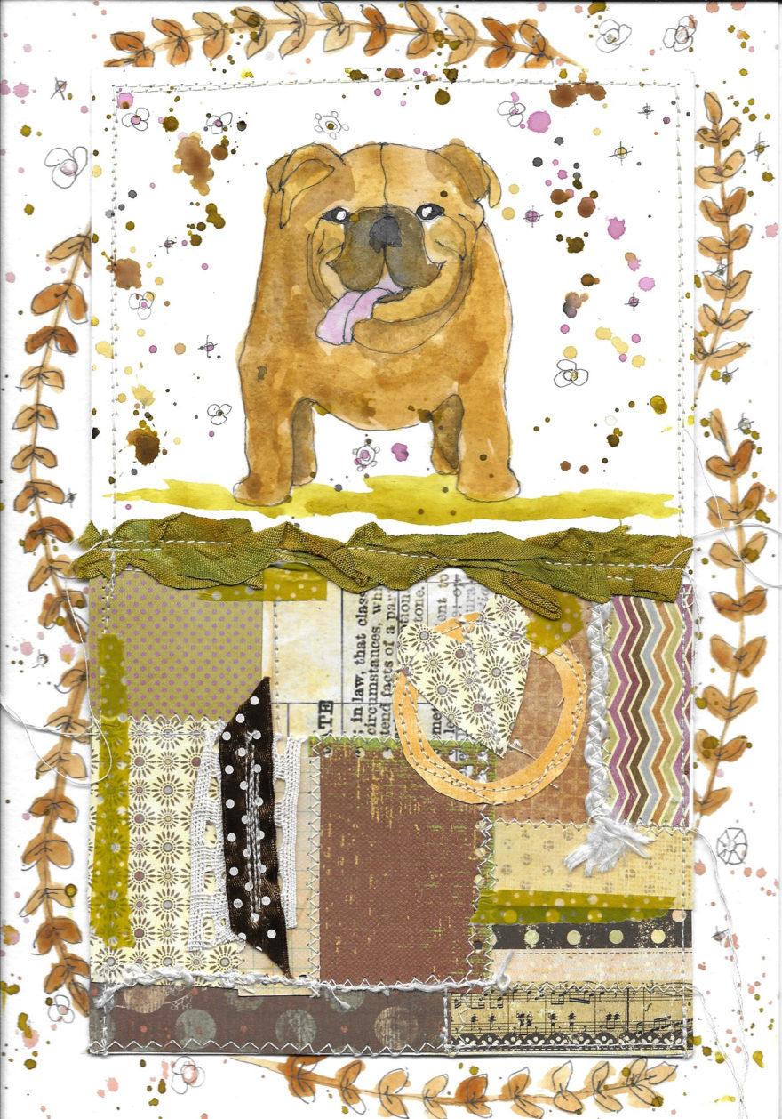 no-bull-dog-by-jane-martin-original-mixed-media-painting